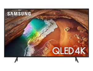 RevieSamsung Q60R QLED TV