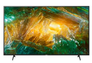 Sony XH8096 4K HDR TV